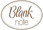 Товари бренда BlankNote