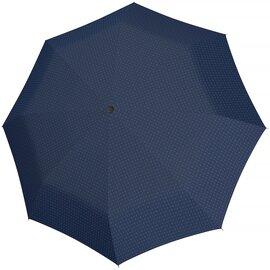 Зонт складной Doppler Carbonsteel 744867F02 автомат Синий, Цвет: Синий, фото