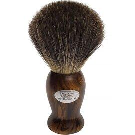 Помазок борсук для гоління Hans Baier 51181 Коричневий, фото