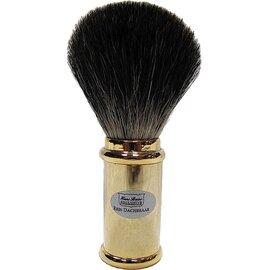Помазок для гоління борсук Hans Baier 51321 Золотистий, фото