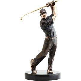Статуэтка из бронзы Игрок в гольф Vizuri (Визури) S01, фото