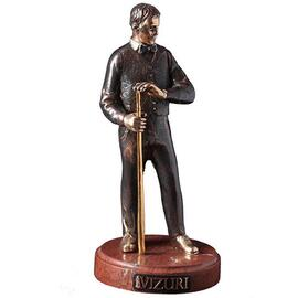 Статуэтка из бронзы «Бильярдист» Vizuri (Визури) H04, фото