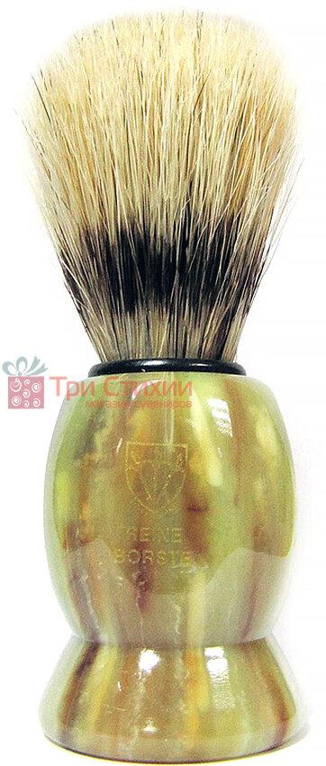 Помазок зі свинячого ворсу Kellermann 1809 Onix (Онікс), Колір: Зелений, фото