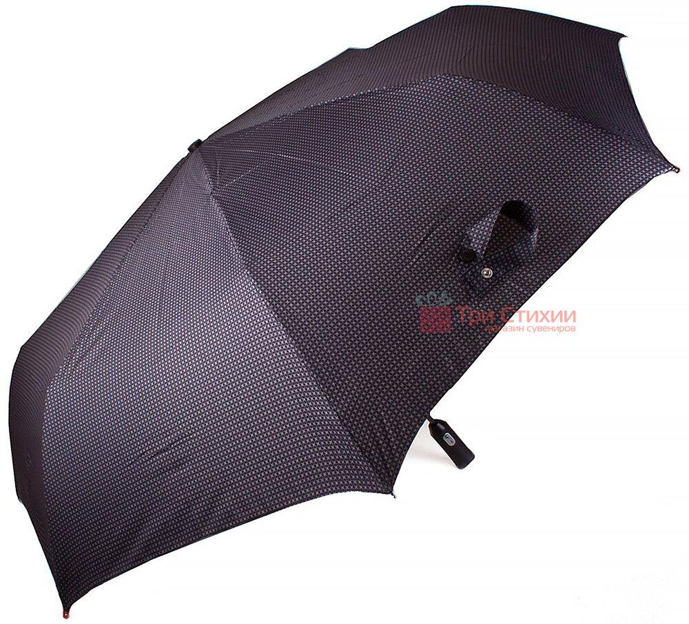 Зонт складной Doppler 743067-1 автомат Серый ромб, фото