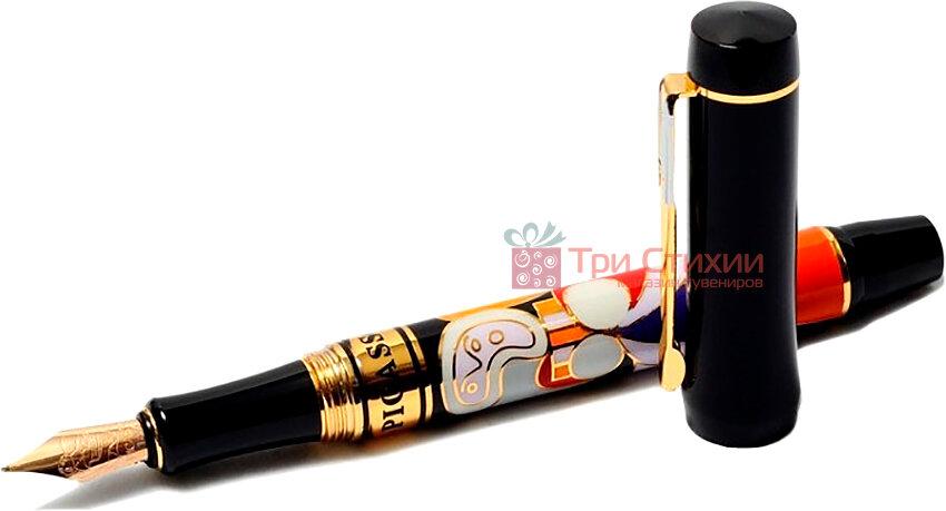 Перьевая ручка Picasso Gold 90 с позолотой 14К, фото