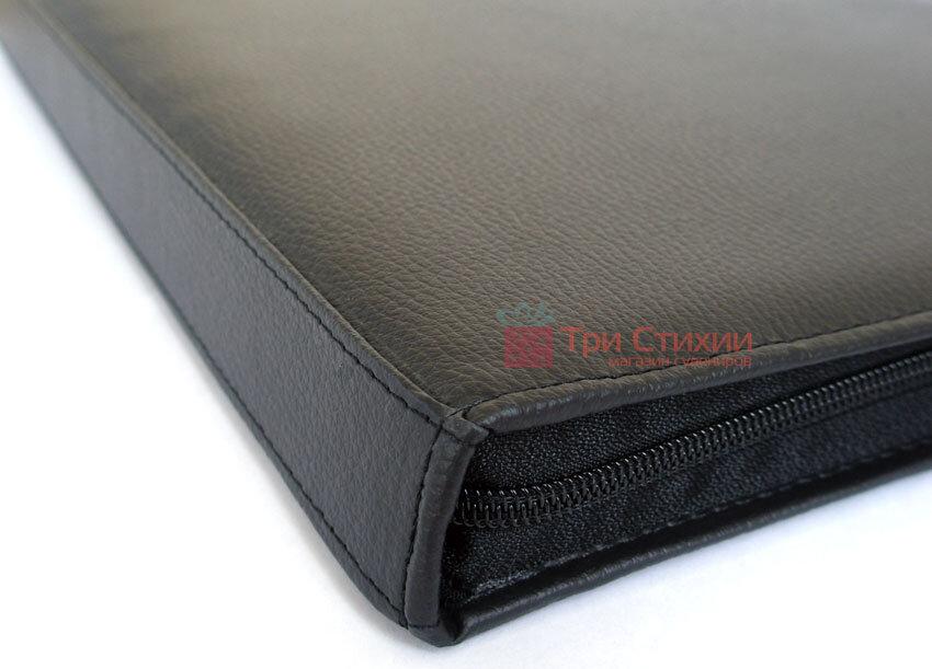 Папка деловая для документов Buromax BM.1622 Черная, фото 5