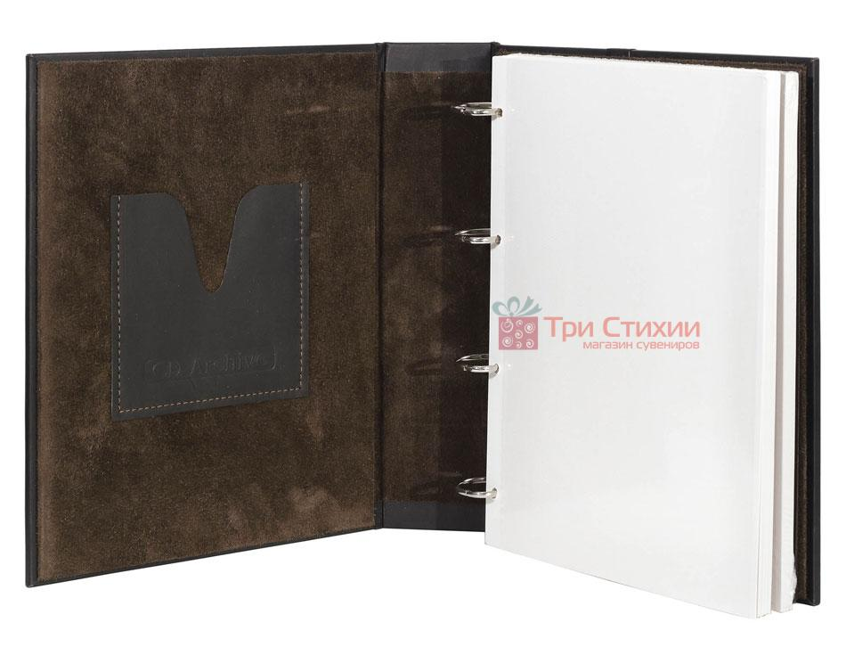 Великий сімейний альбом Макей шкіряний (520-07-11), фото 4