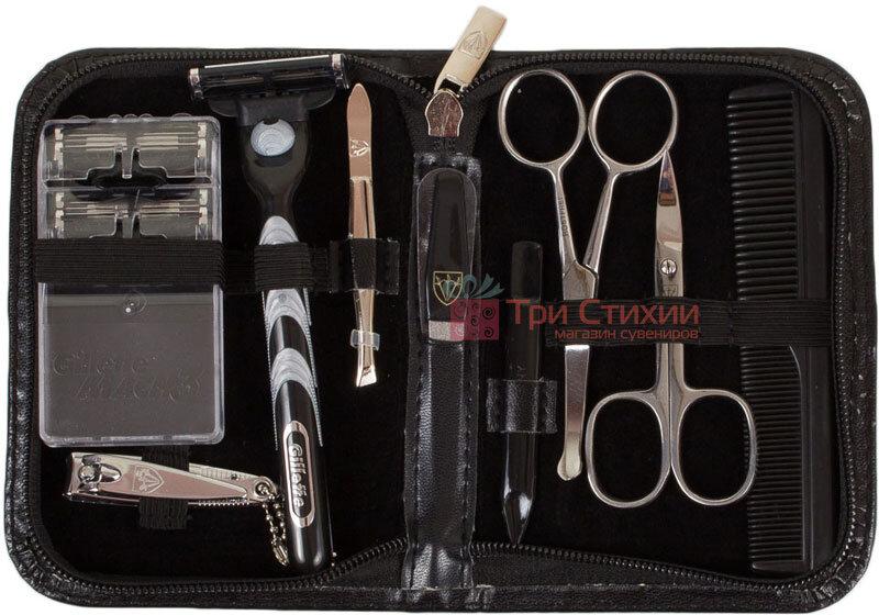 Дорожный набор для бритья Kellermann 6385 M3, фото
