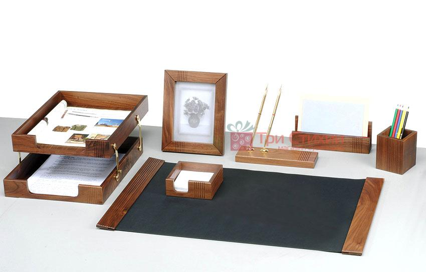 Настольный набор Bestar 7 предметов Орех 7281WDN, Цвет: Орех, фото 2