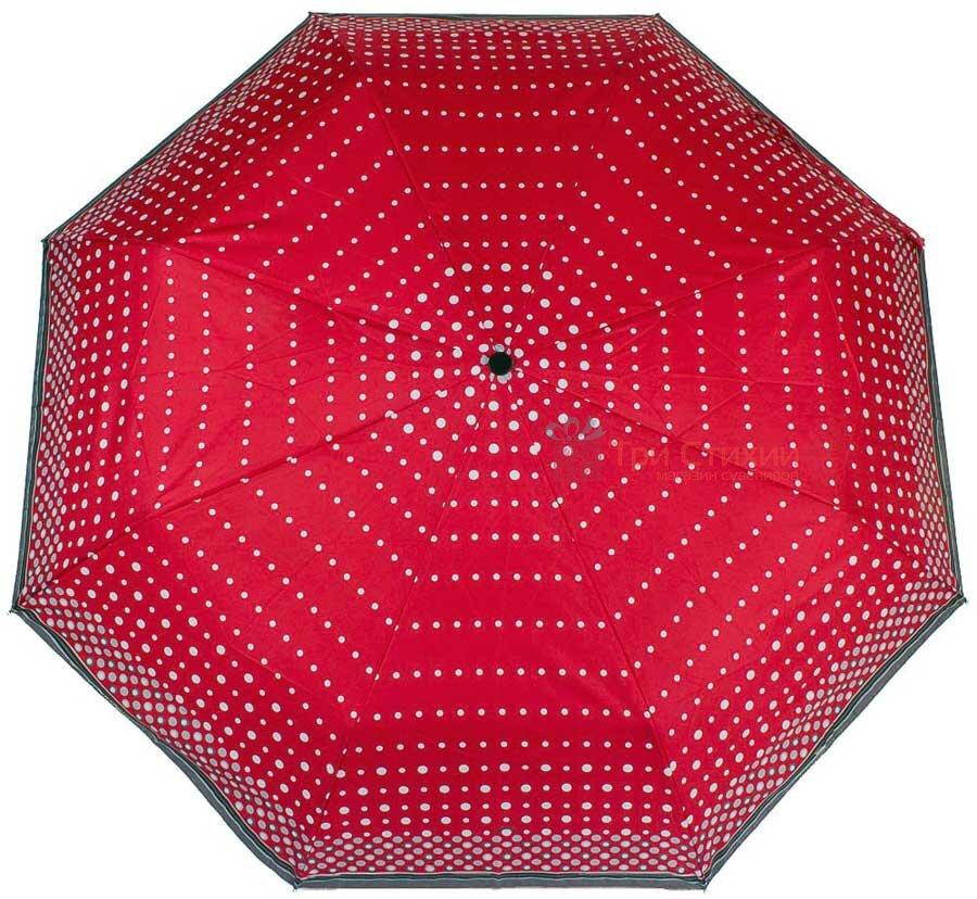 Парасолька складана з UV-фільтром Doppler 730165PE01 напівавтомат Червона, Колір: Червоний, фото 3