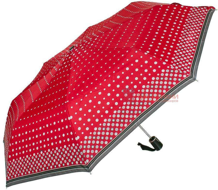 Парасолька складана з UV-фільтром Doppler 730165PE01 напівавтомат Червона, Колір: Червоний, фото 2