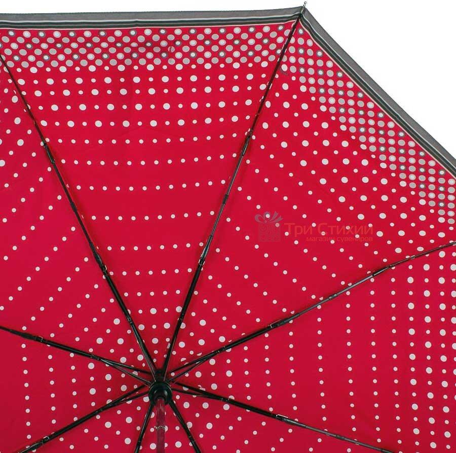 Парасолька складана з UV-фільтром Doppler 730165PE01 напівавтомат Червона, Колір: Червоний, фото 4