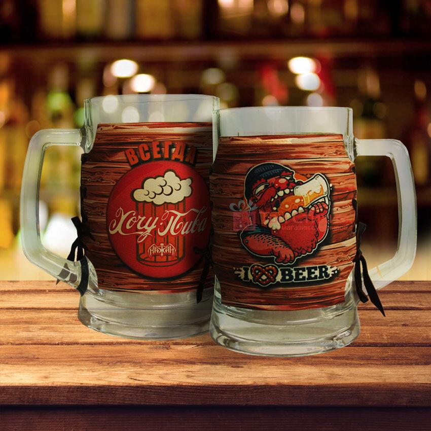 Пивний келих Арт Кажан в футлярі (731-08-32), фото 3