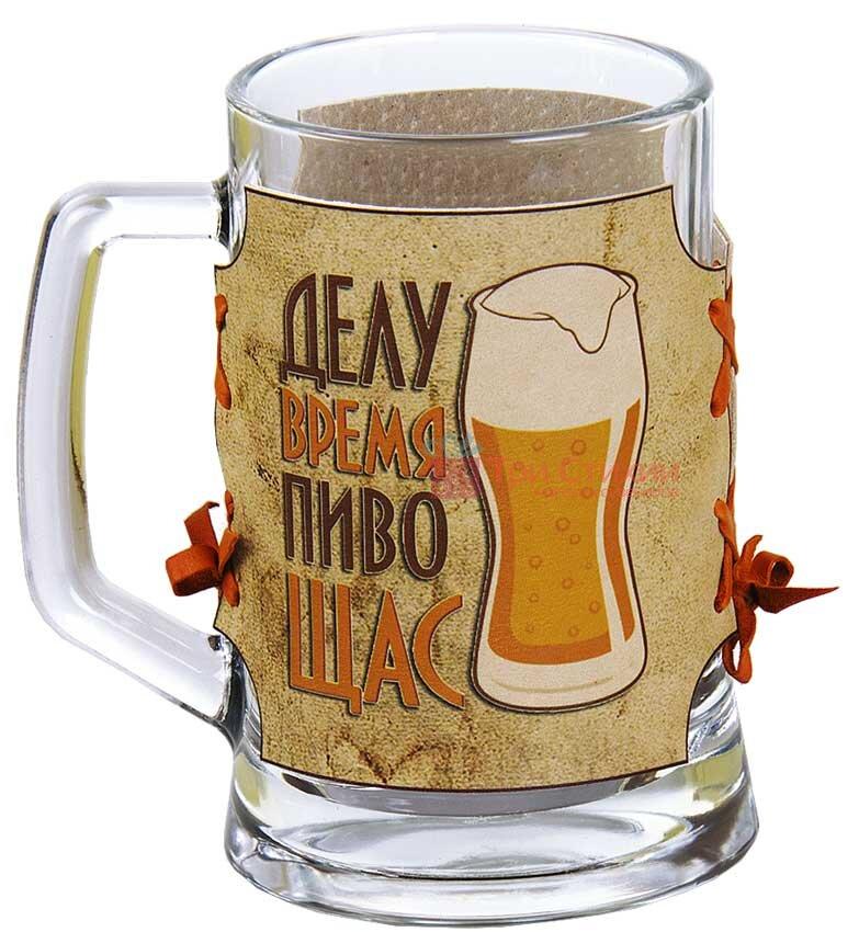 Пивний келих Арт Кажан в футлярі (731-08-35), фото