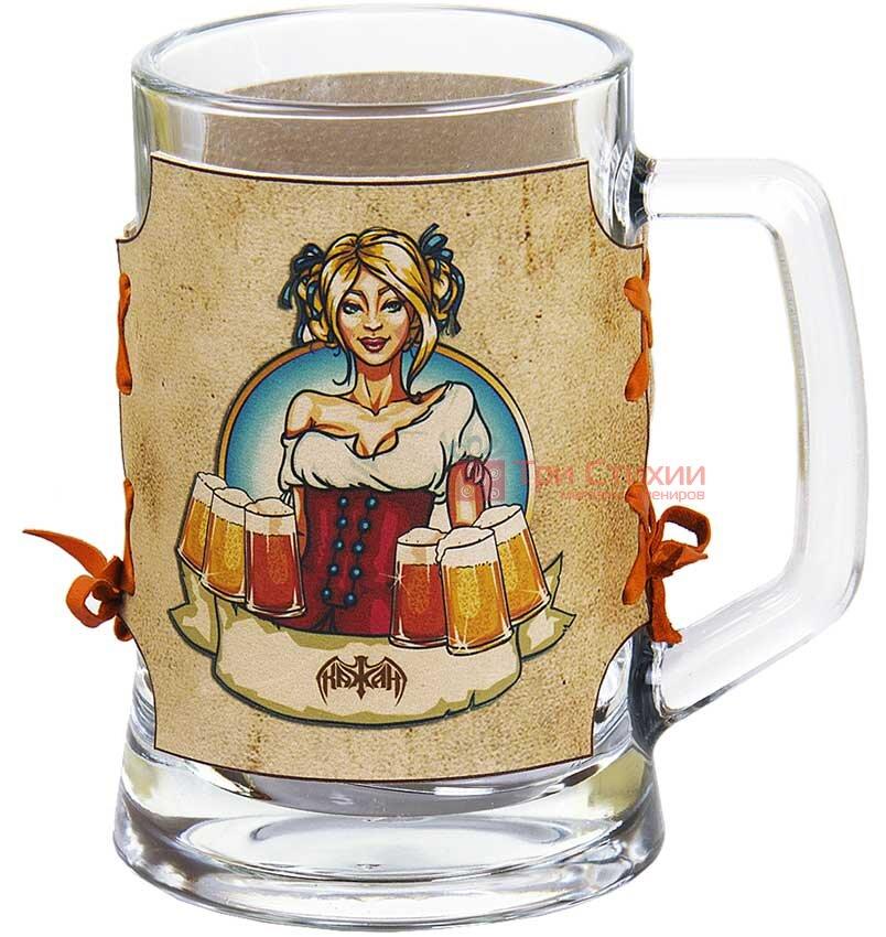 Пивний келих Арт Кажан в футлярі (731-08-35), фото 2