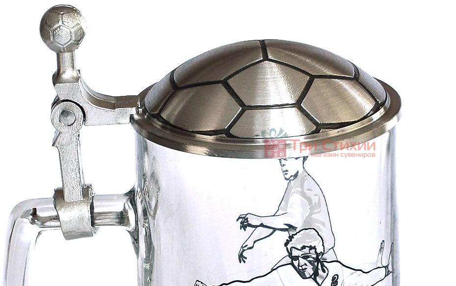 Кружка пивна Artina SKS Футбол 500 мл (93375), фото 2
