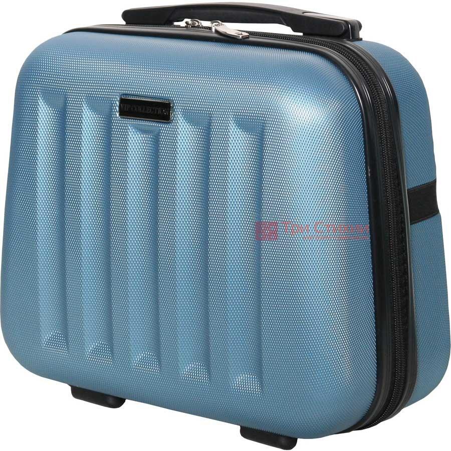 Косметичка Vip Collection Benelux 14 Blue Блакитна, фото