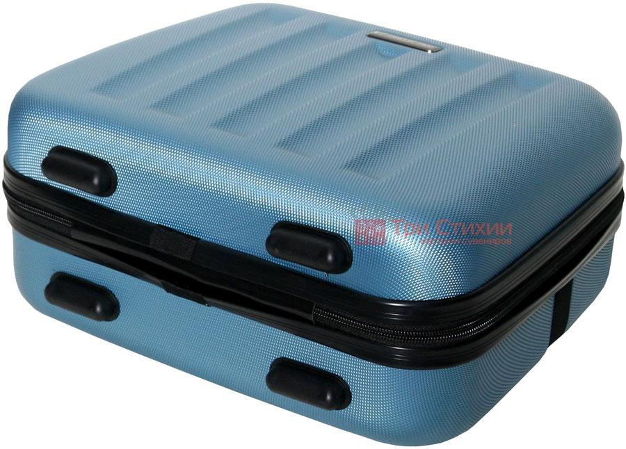 Косметичка Vip Collection Benelux 14 Blue Блакитна, фото 3
