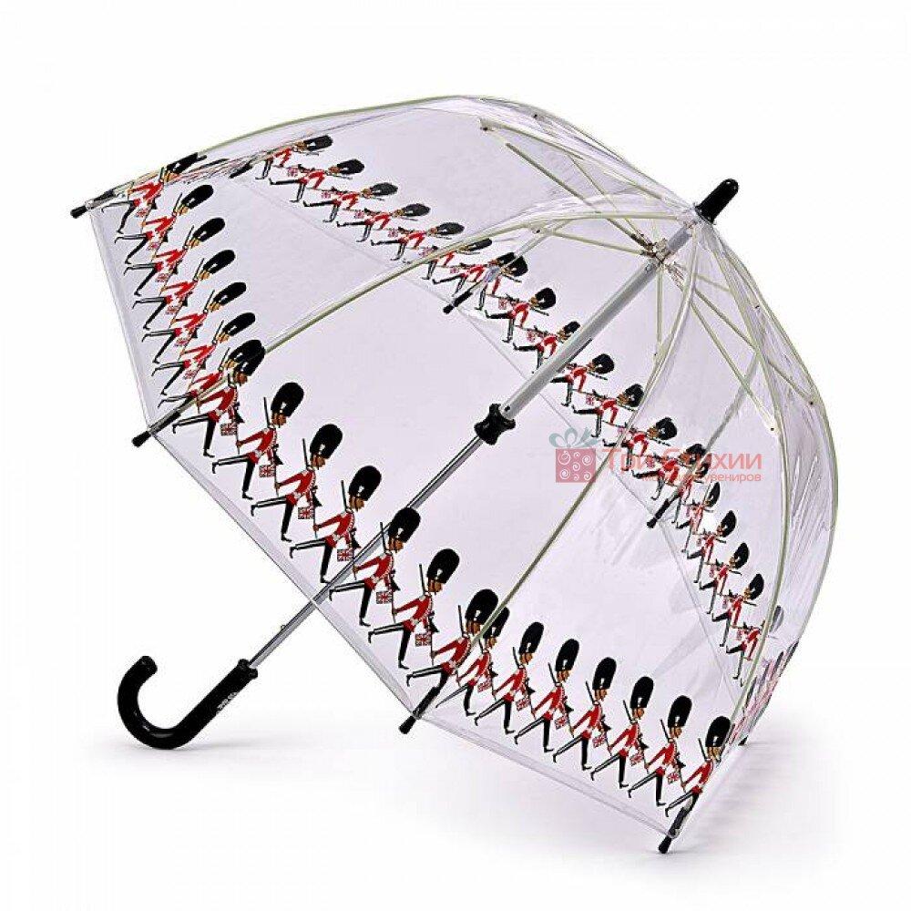 Детский зонт Fulton Funbrella-4 C605 Солдатики, фото