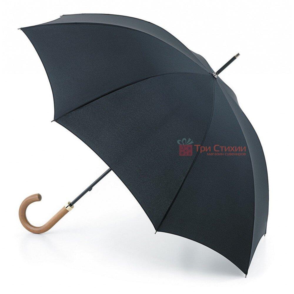 Зонт-трость Fulton Consul G808 Черный, фото