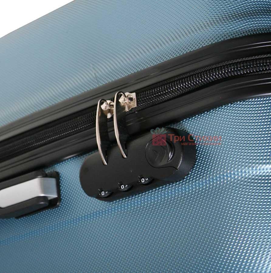 Валіза Vip Collection Benelux 20 Blue Блакитна, Колір: Блакитний, фото 3