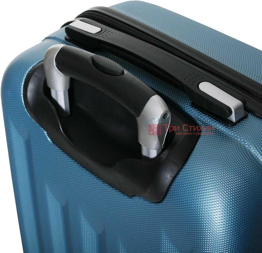 Валіза Vip Collection Benelux 20 Blue Блакитна, Колір: Блакитний, фото 4