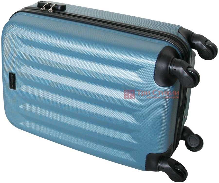 Валіза Vip Collection Benelux 20 Blue Блакитна, Колір: Блакитний, фото 7