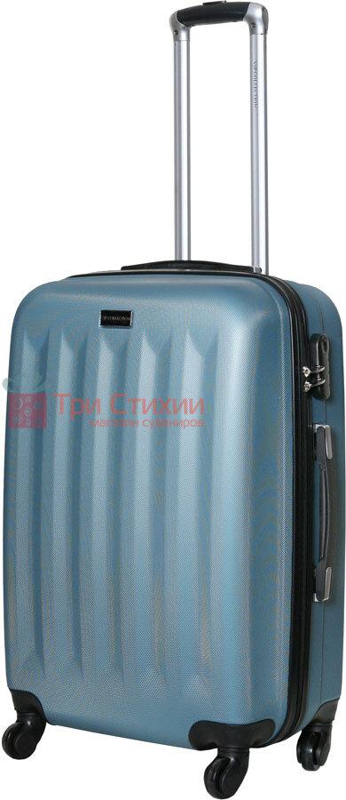 Валіза Vip Collection Benelux 24 Blue Блакитна, фото
