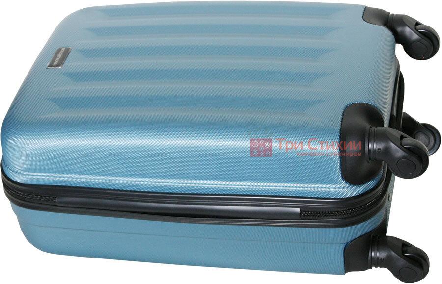 Валіза Vip Collection Benelux 24 Blue Блакитна, фото 7