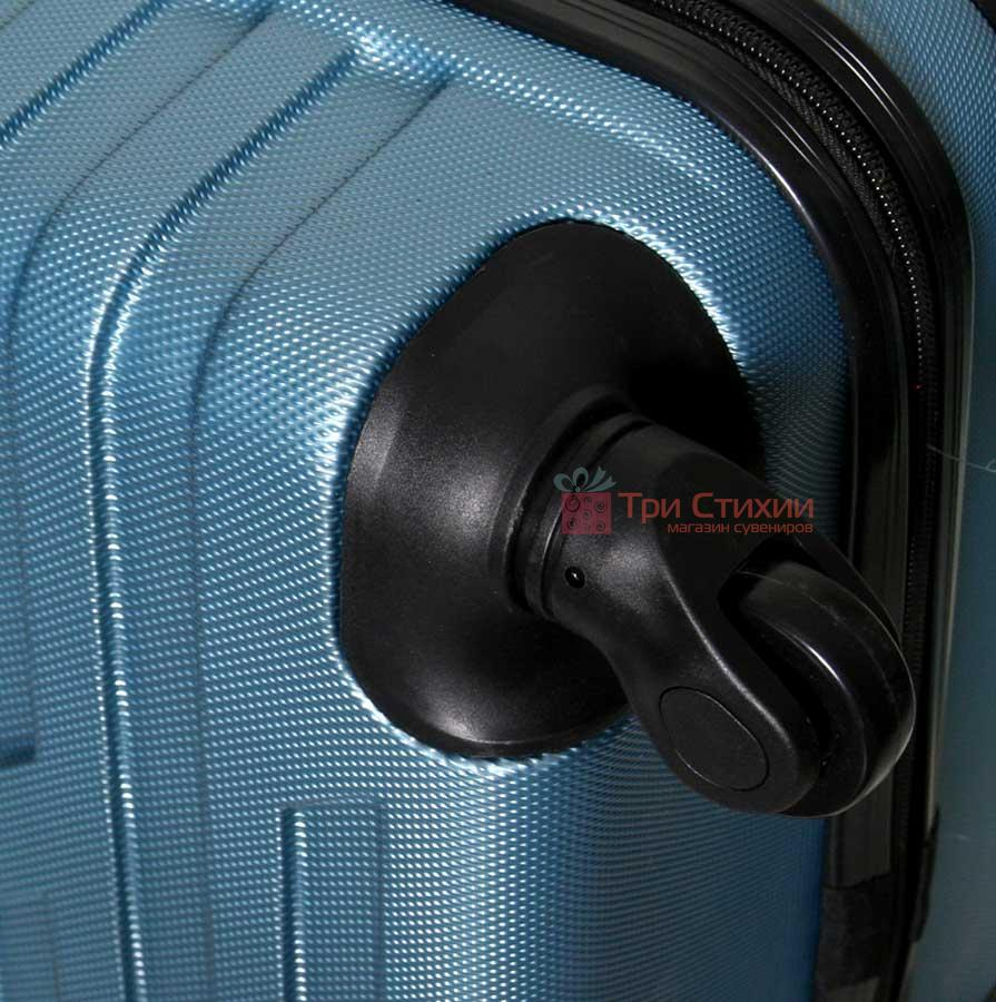Чемодан Vip Collection Costa Brava 20 Blue Голубой, Колір: Блакитний, фото 7