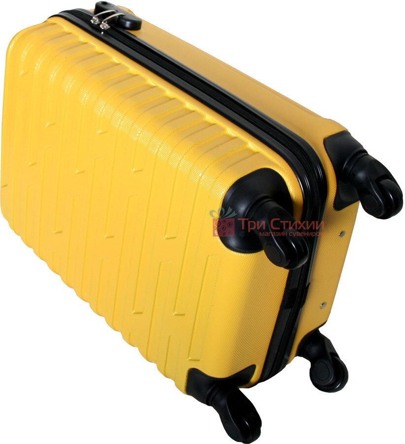 Чемодан Vip Collection Costa Brava 24 Yellow Жёлтый, Цвет: Желтый, фото 5