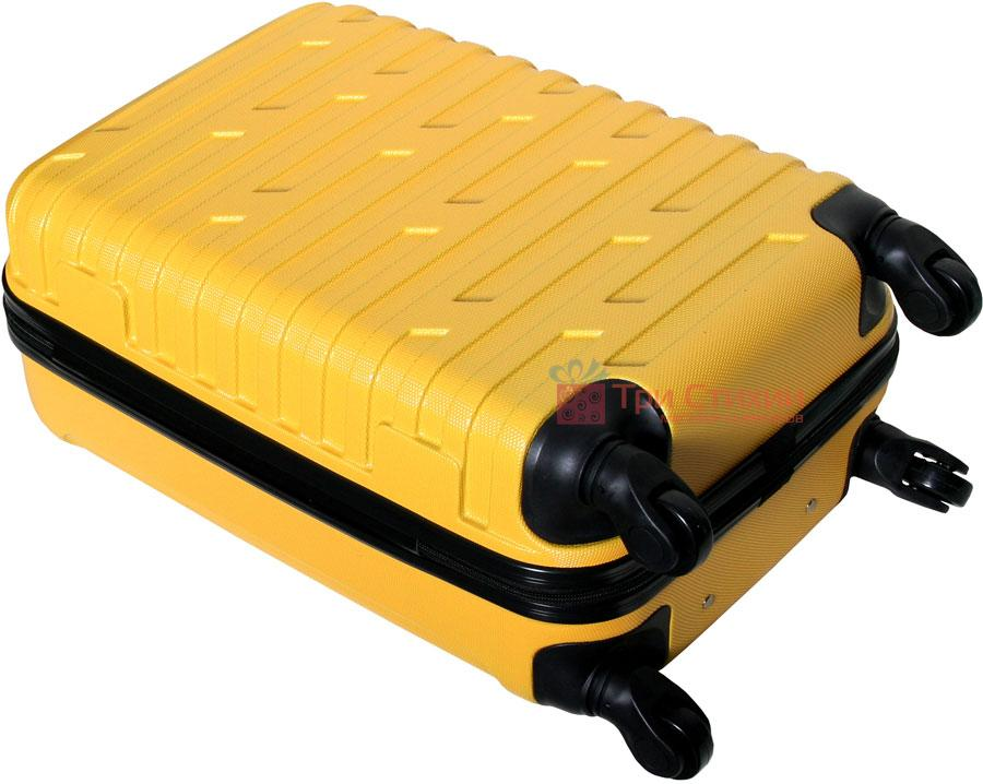 Чемодан Vip Collection Costa Brava 24 Yellow Жёлтый, Цвет: Желтый, фото 6