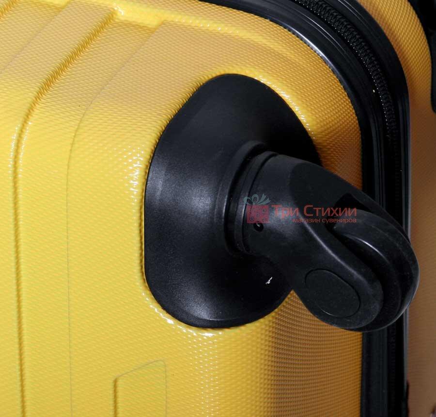 Чемодан Vip Collection Costa Brava 24 Yellow Жёлтый, Цвет: Желтый, фото 7