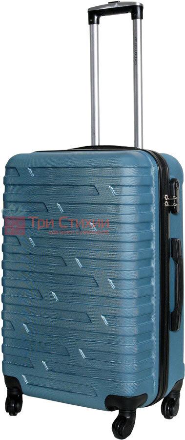 Чемодан Vip Collection Costa Brava 24 Blue Голубой, фото