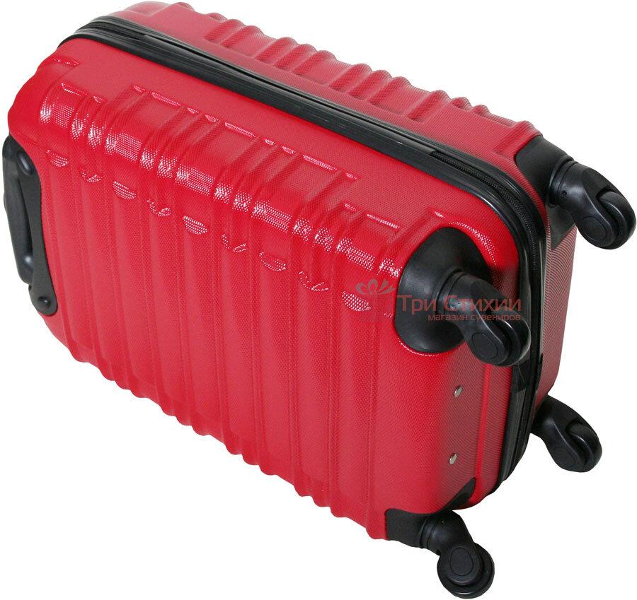 Чемодан Vip Collection Nevada 20 Red малый Красный, Цвет: Красный, фото 7