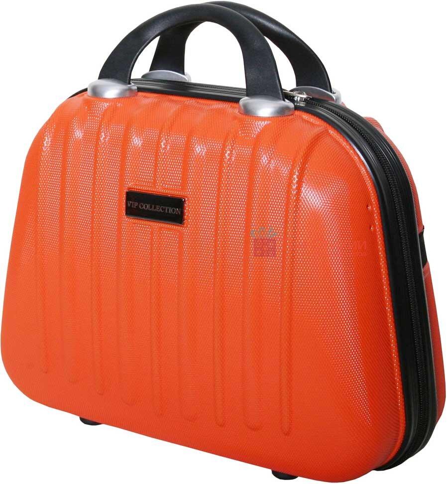 Косметичка Vip Collection Panama 14 Orange Помаранчева, фото