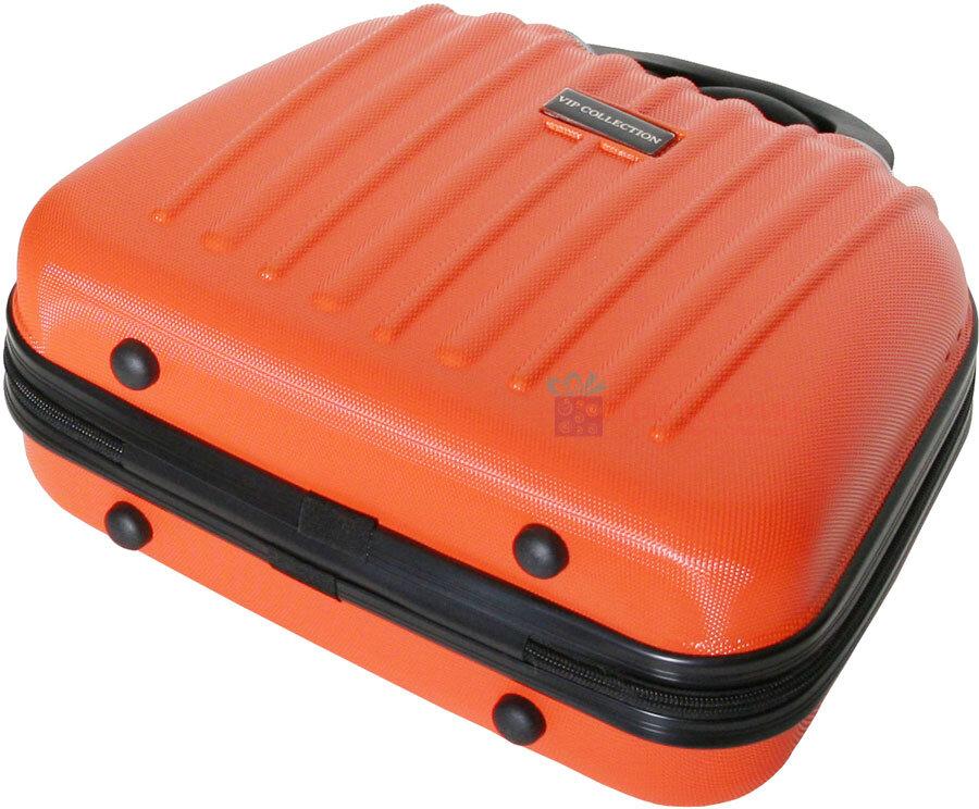 Косметичка Vip Collection Panama 14 Orange Оранжевая, фото 2