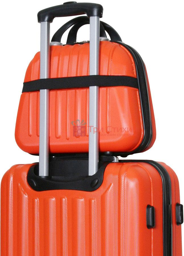 Косметичка Vip Collection Panama 14 Orange Оранжевая, фото 5