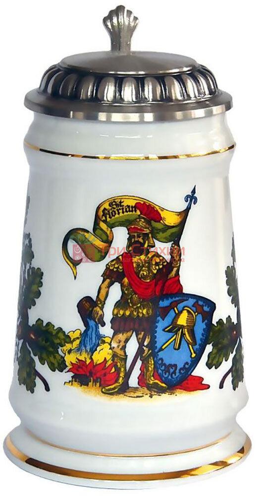 Кружка пивна Artina SKS Пожежна частина 500 мл (16597), фото