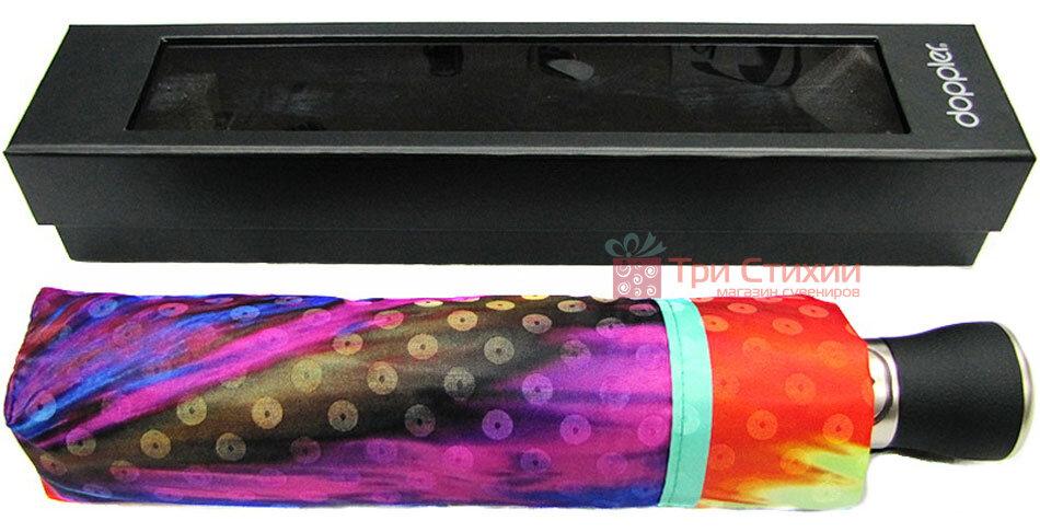 Зонт складной Doppler34519 полный автомат Импульс, фото 2