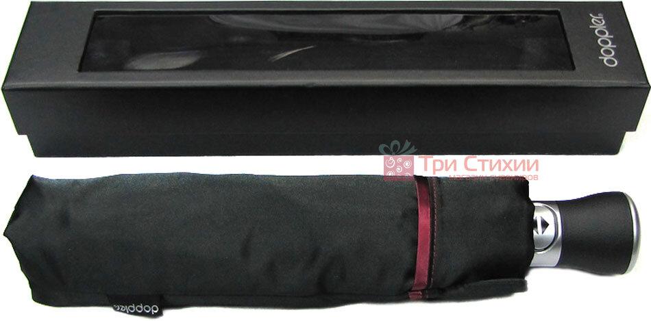 Парасолька складана Doppler VIP Collection 34521 повний автомат Орхідея, фото 2