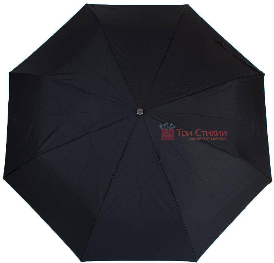 Зонт складной Doppler Fiber Magic Premium 744666 полный автомат Черный, фото 2