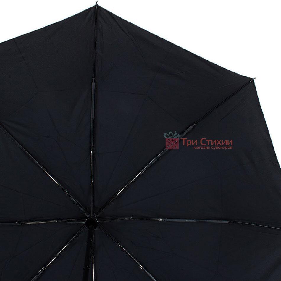 Зонт складной Doppler Fiber Magic Premium 744666 полный автомат Черный, фото 3