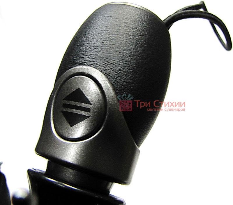 Зонт складной Doppler Fiber Magic Premium 744666 полный автомат Черный, фото 5