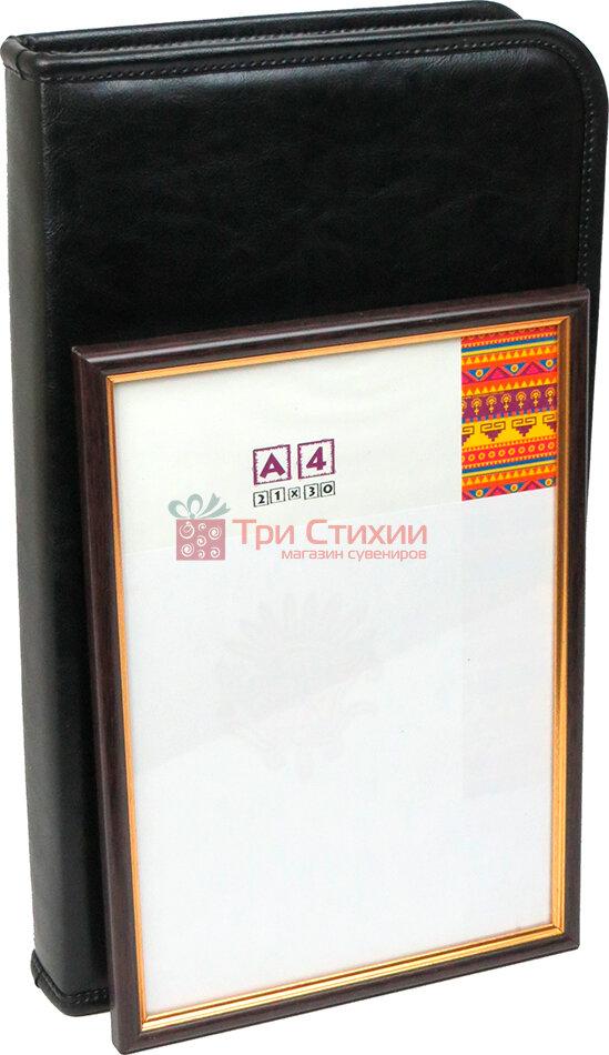 Папка деловая для документов A-art 29TMARK Черная, фото 6