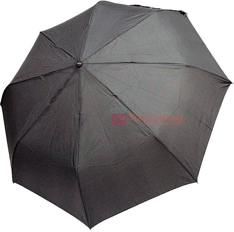 Зонт складной Doppler Carbon 730167-8 полуавтомат Серые точки, фото