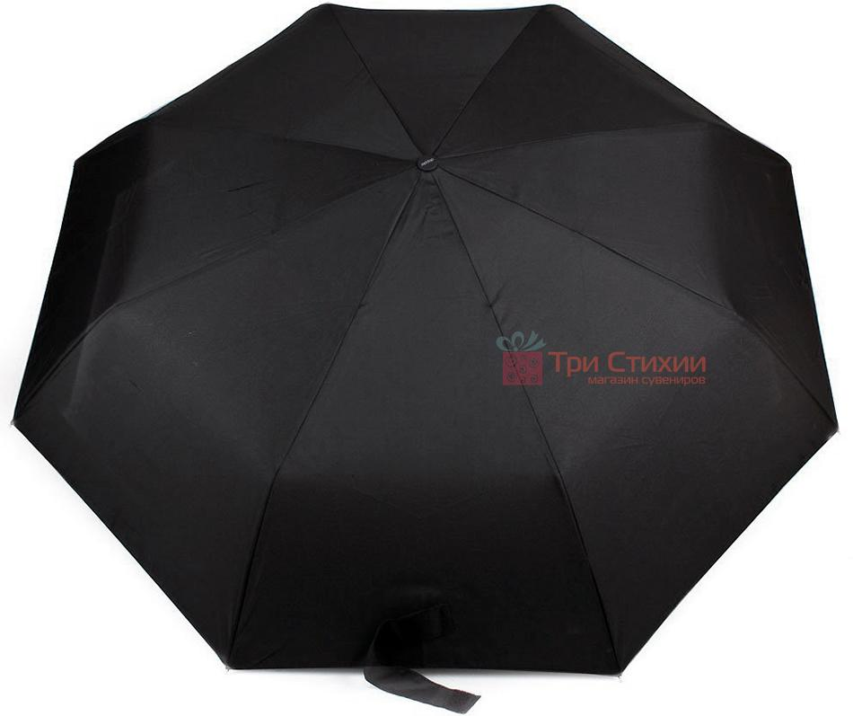 Зонт складной Doppler 7441466 автомат Черный, фото 2