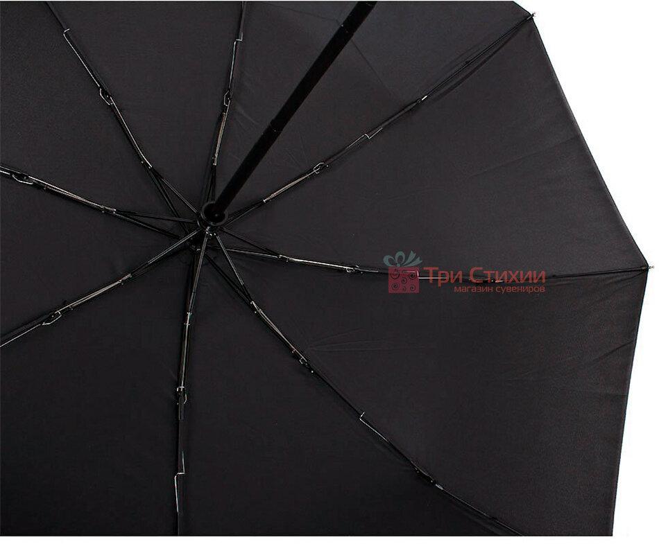 Зонт складной Doppler 7441466 автомат Черный, фото 3