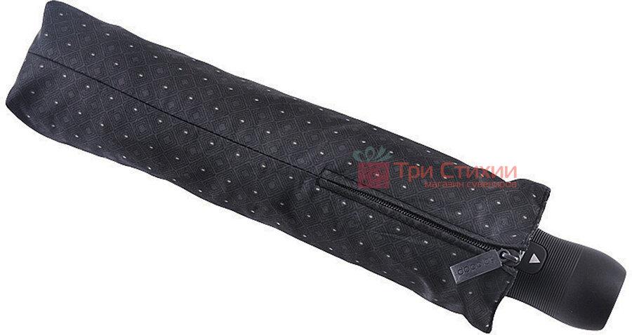 Зонт складной Doppler 74667BFG-2 автомат Ромбы, фото 3