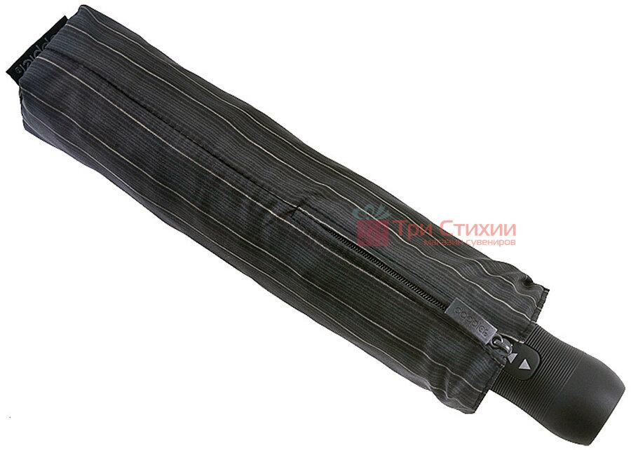 Зонт складной Doppler 74667BFG-5 автомат Узкая полоска, фото 3